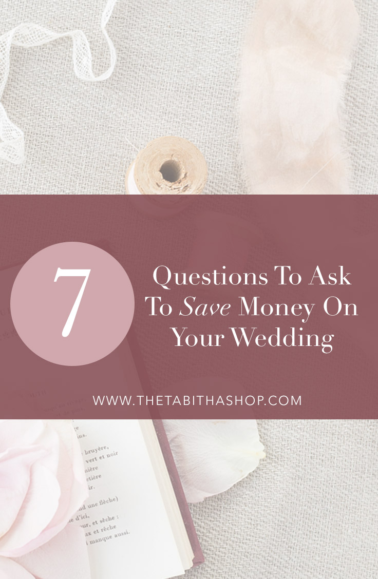 wedding budget help