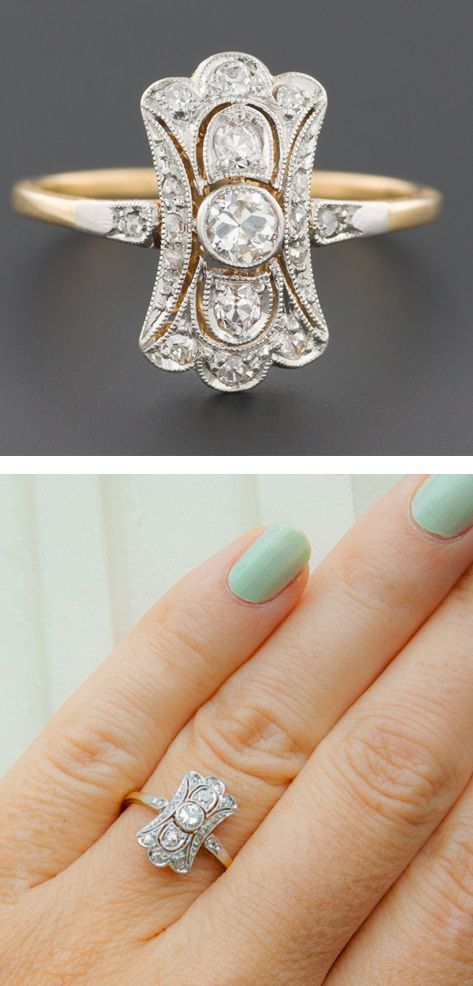 Ring via  Take A Jewelry