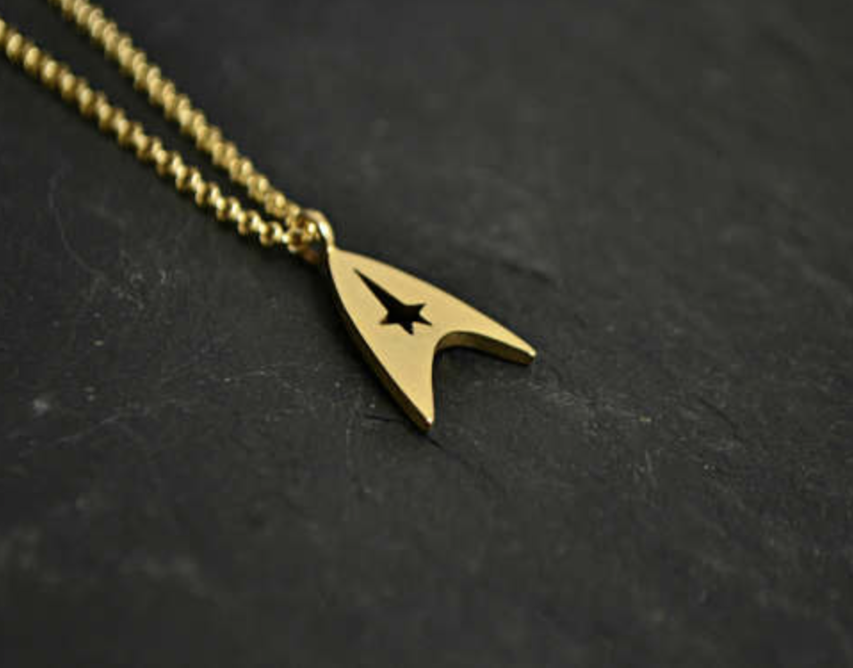 Star Trek Jewelry