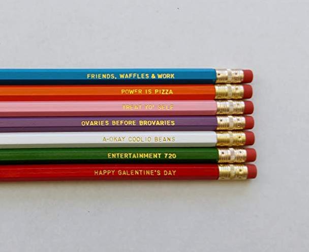 pencils gift