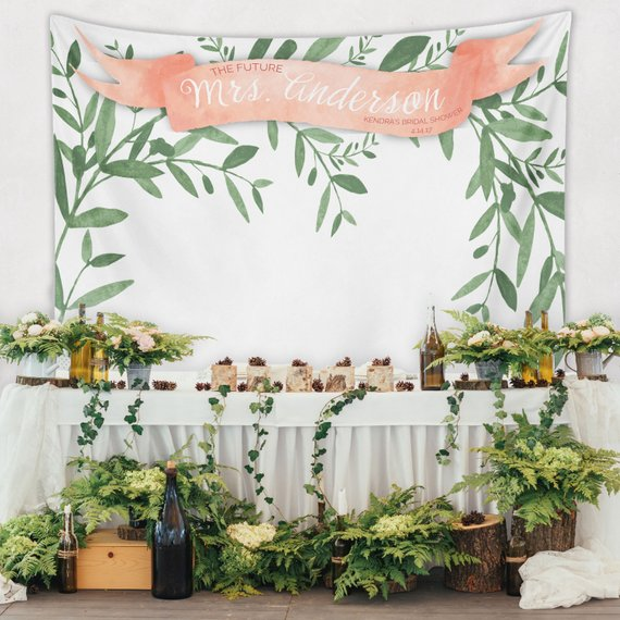 custom wedding backdrops