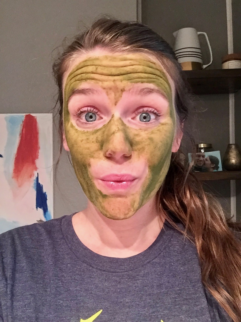 matcha face wash