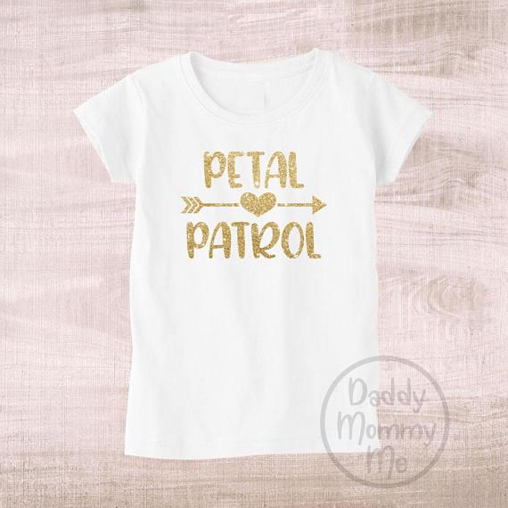 petal patrol shirt