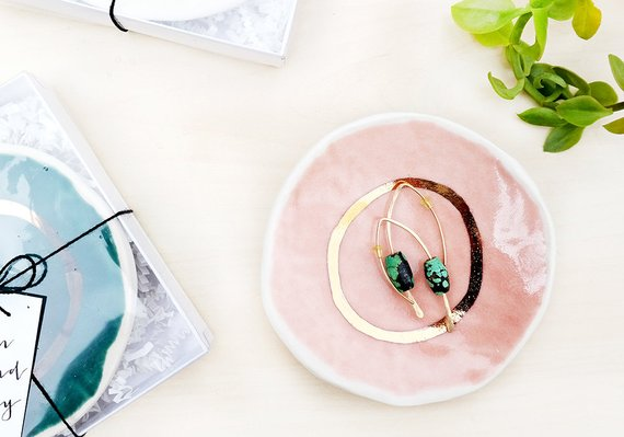 9 Gifts for the Sister You Can't Live Without - Jewelry Dish by Stuck in the Mud Pottery