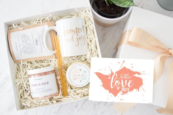 9 Gifts for the Sister You Can't Live Without - Gift Box by Gratia Box Co