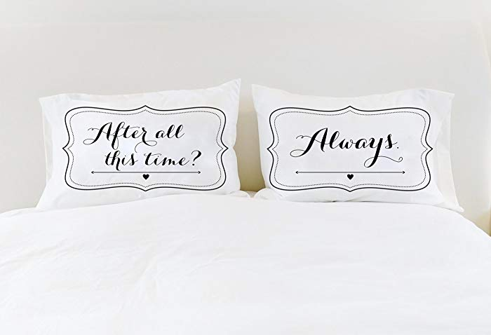 How to Throw a Harry Potter Wedding - Pillows by Define Design 11 - #wedding #harrypotter #always #muggletomrs