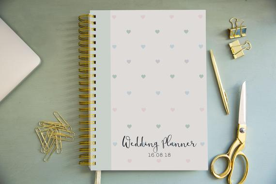 10 Wedding Planners to Keep Your Sanity - Planner by Unique Planners Shop - #weddings #weddingplanning #weddingplanners