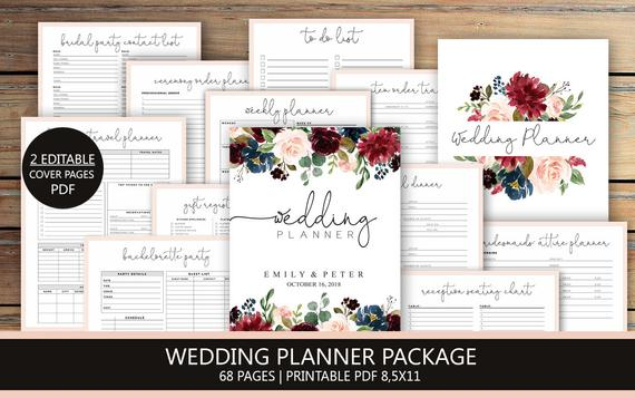 10 Wedding Planners to Keep Your Sanity - Planner by Best Celebrations - #weddings #weddingplanning #weddingplanners