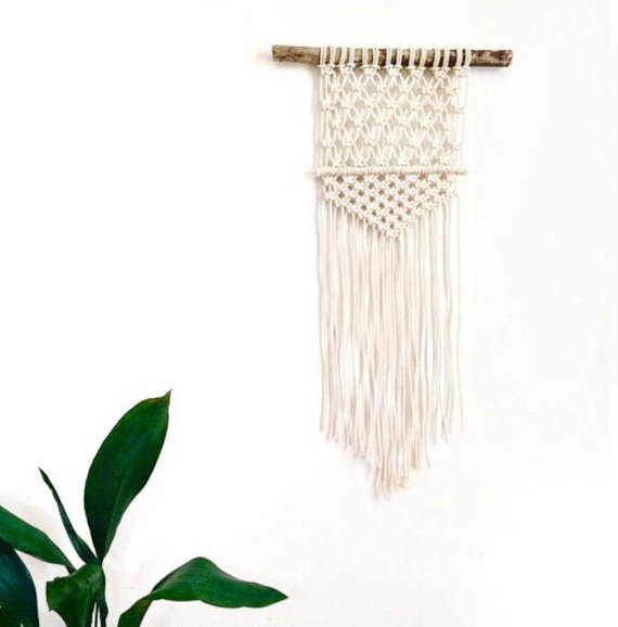 11 DIY Projects for a Crafty Bachelorette - DIY Kit by Home Vibes Macrame - #diy #bachelorette #weddings