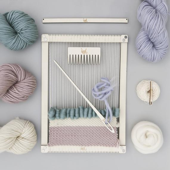 11 DIY Projects for a Crafty Bachelorette - DIY Kit by Wool Couture Company - #diy #bachelorette #weddings