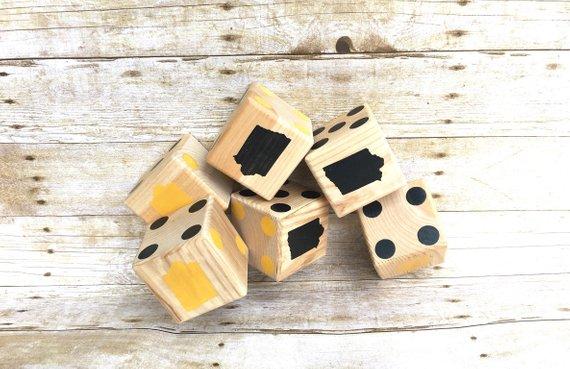 Yard Game Ideas to Keep Your Guests Smiling - Game by Northern Lumberjack - #weddinggames #yardgames #weddings