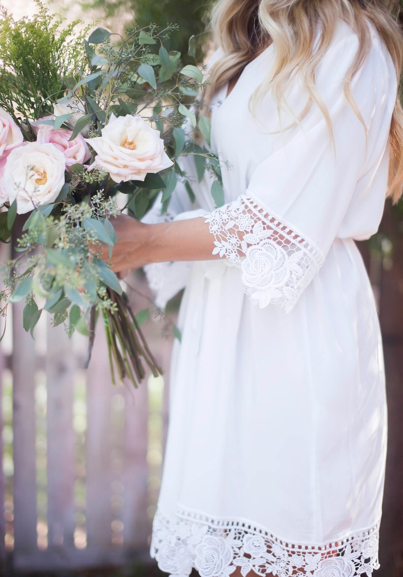 15 Robes for your Bridesmaids - Robe by Fig and Vine - #bridesmaids #wedding #bridesmaidsrobes