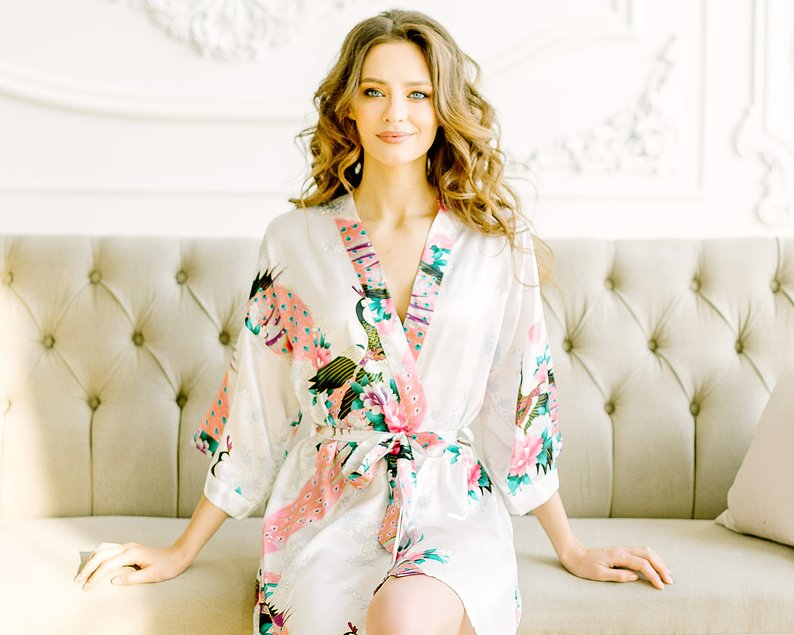 15 Robes for your Bridesmaids - Robe by OMphilada - #bridesmaids #wedding #bridesmaidsrobes
