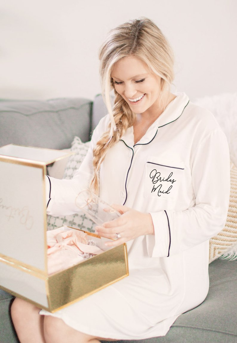 15 Robes for your Bridesmaids - Robe by ModParty- #bridesmaids #wedding #bridesmaidsrobes