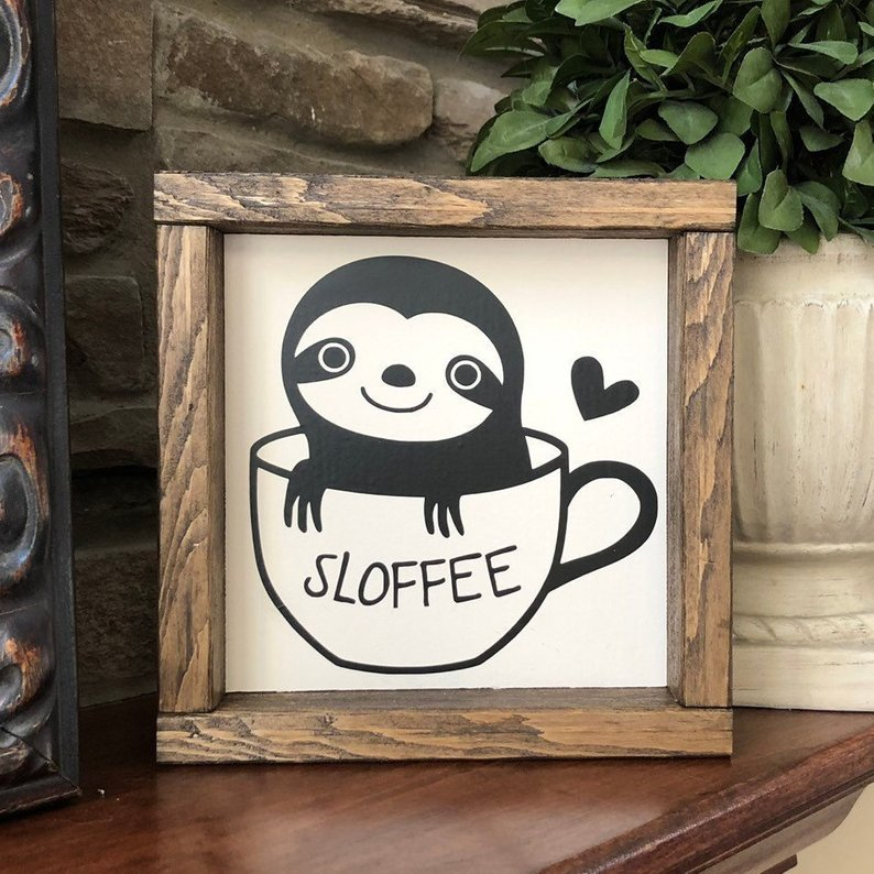 Gifts for your Coffee-Obsessed Bridesmaids - Gift by Story Behind The Wood - #bridesmaids #bridesmaidgifts #coffee