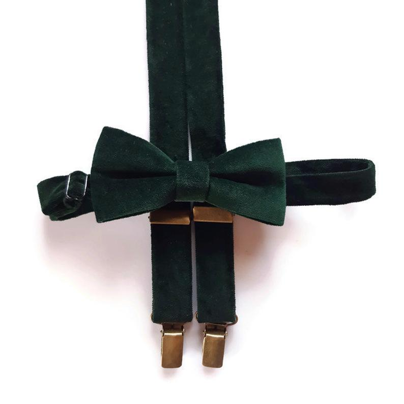 Velvet Wedding Details to Gush Over - Suspenders by Accessories482 - #wedding #weddingdetails #velvet