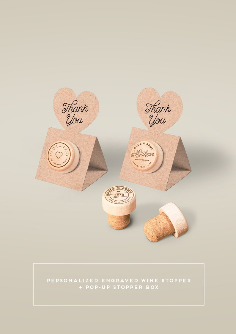 10+ Wedding Favors Your Guests Will Actually Want - Favor by My Fair Guest Book- #wedding #weddingfavors #weddingblog