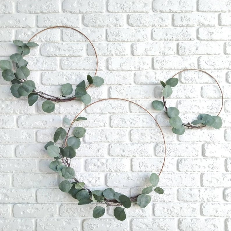 A Copper & Greenery Wedding - Hoops by Magic Design UA - #wedding #greenery #copper