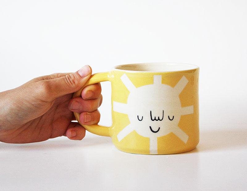 The Sunshine Mug