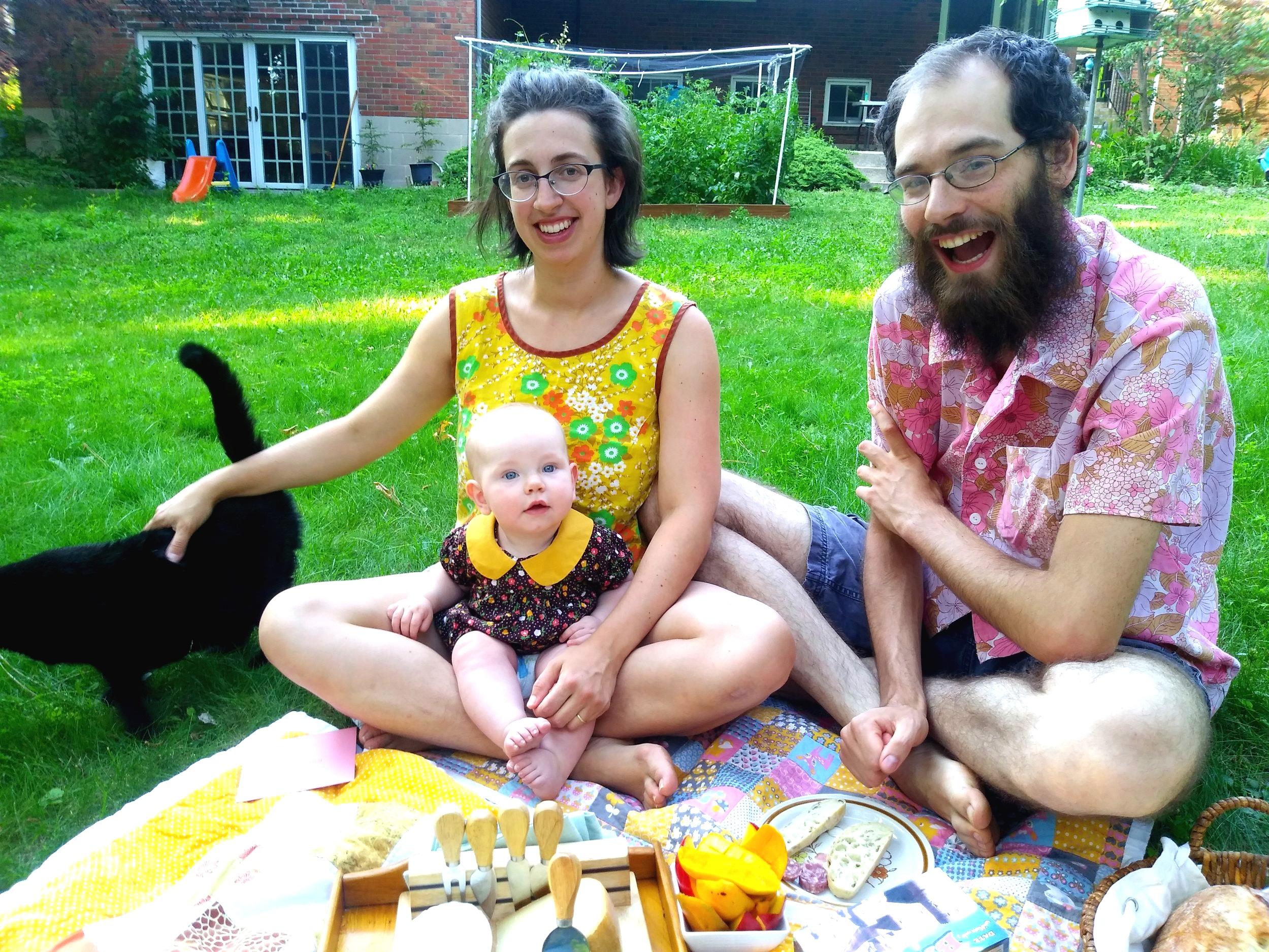 The family behind Beardbangs Ceramics