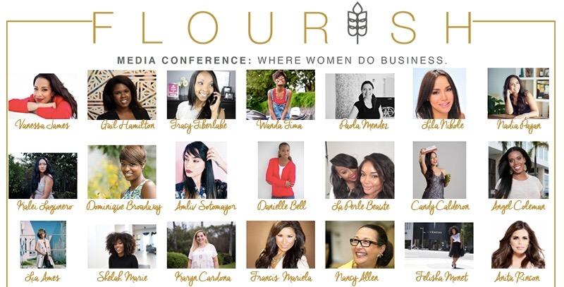 Flourish Media Conference where women do business