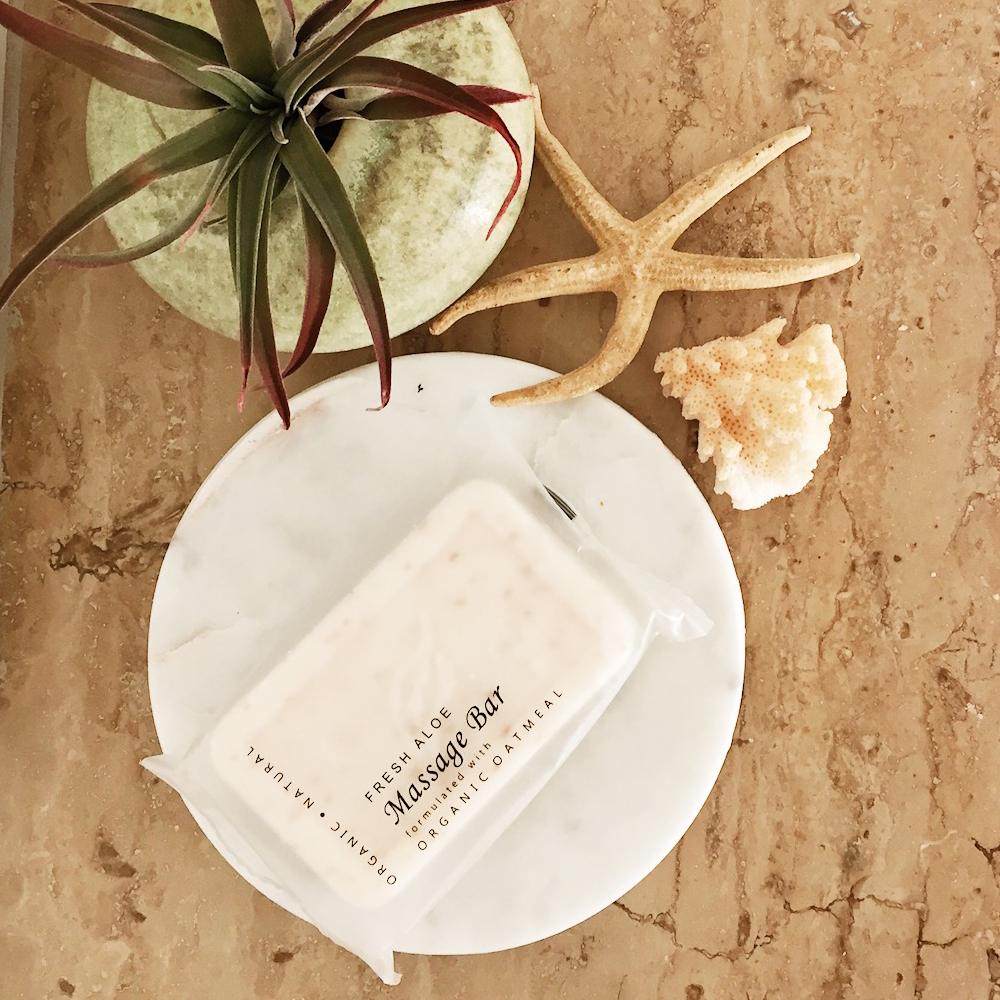 Organic Massage Bar Soap