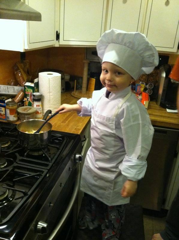 Master Chef Finn