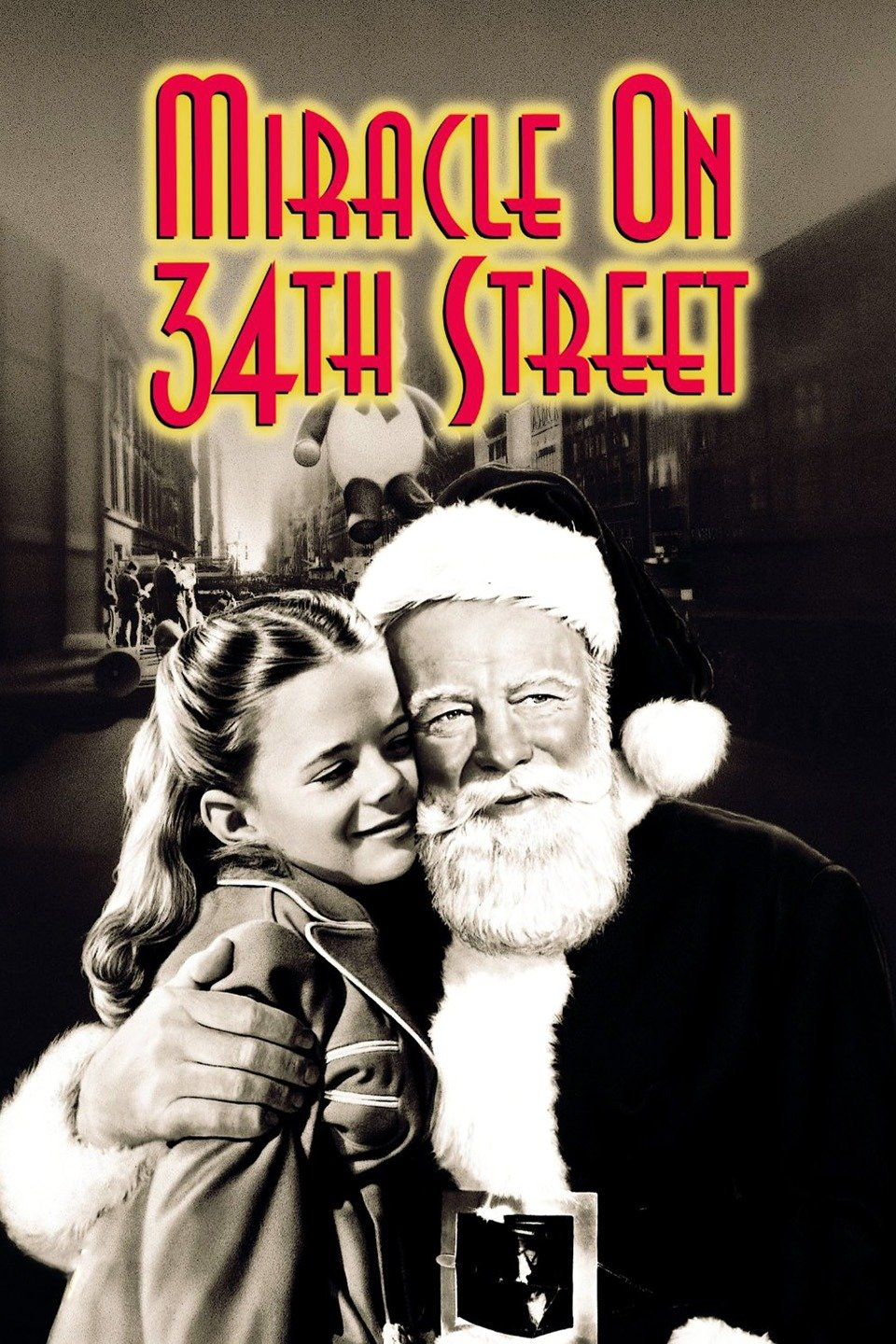 Miracle on 34th Street - An absolute must view, this classic will warm your heart and fill you with Christmas cheer. I recommend the original, but my daughter loves the remake. Either way you can't lose.