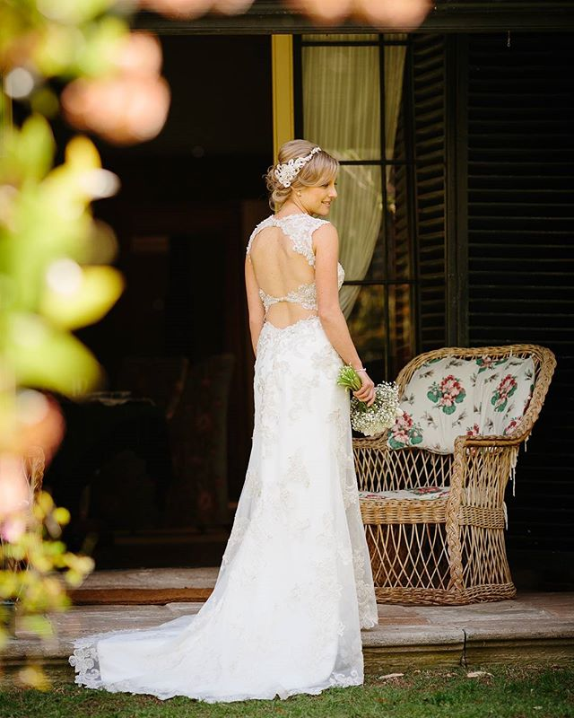 Sarah. After the ceremony... #bride #groom #wedding #love #stunningbride #elizabethfarm #rosehill #sydneylivingmuseums #sydneyweddingphotographer  #norwest #weddingphotographer #historichouses #historichousestrust #hillsweddingphotographer #aipp #aippaccreditedprofessionalphotographer