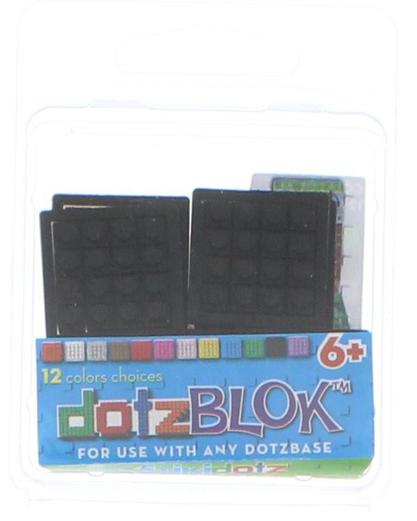 8 dotzBLOKs: Black