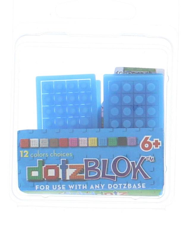 8 dotzBLOKs: Blue