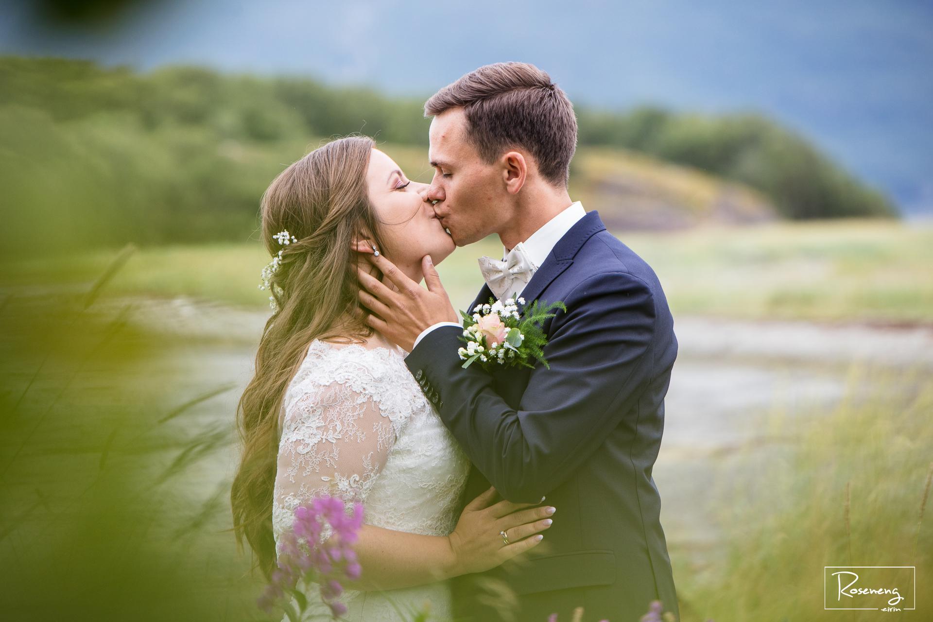 Anja og Eivind - 2018   Vielse og portrett
