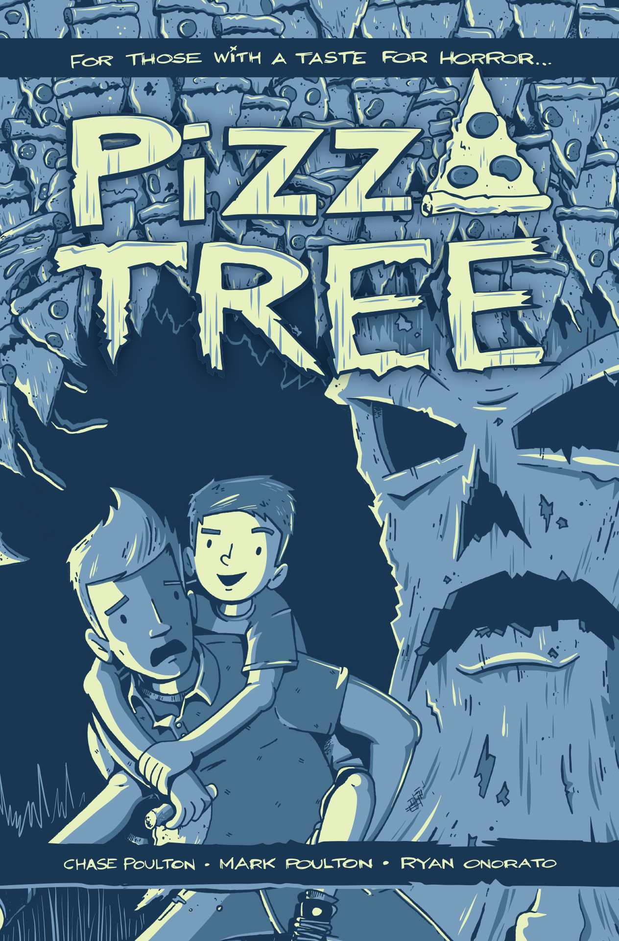 Pizza Tree Cover