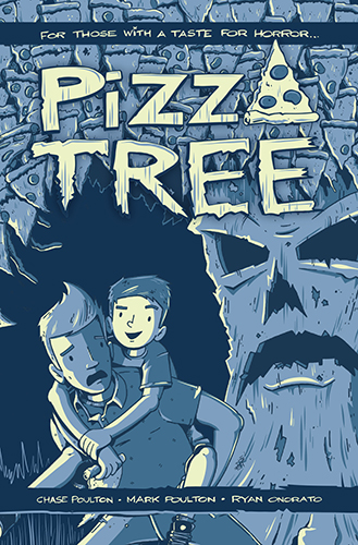 Graphic Novel Hardcover, full-color. 48 pages.