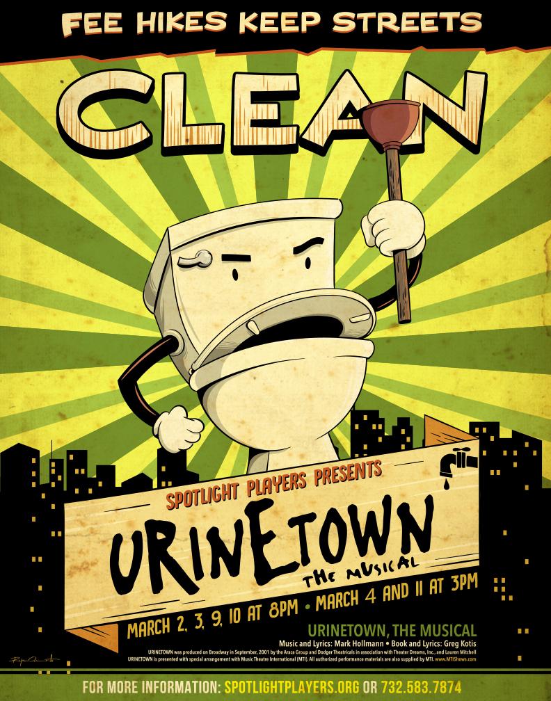 Urinetown Ad