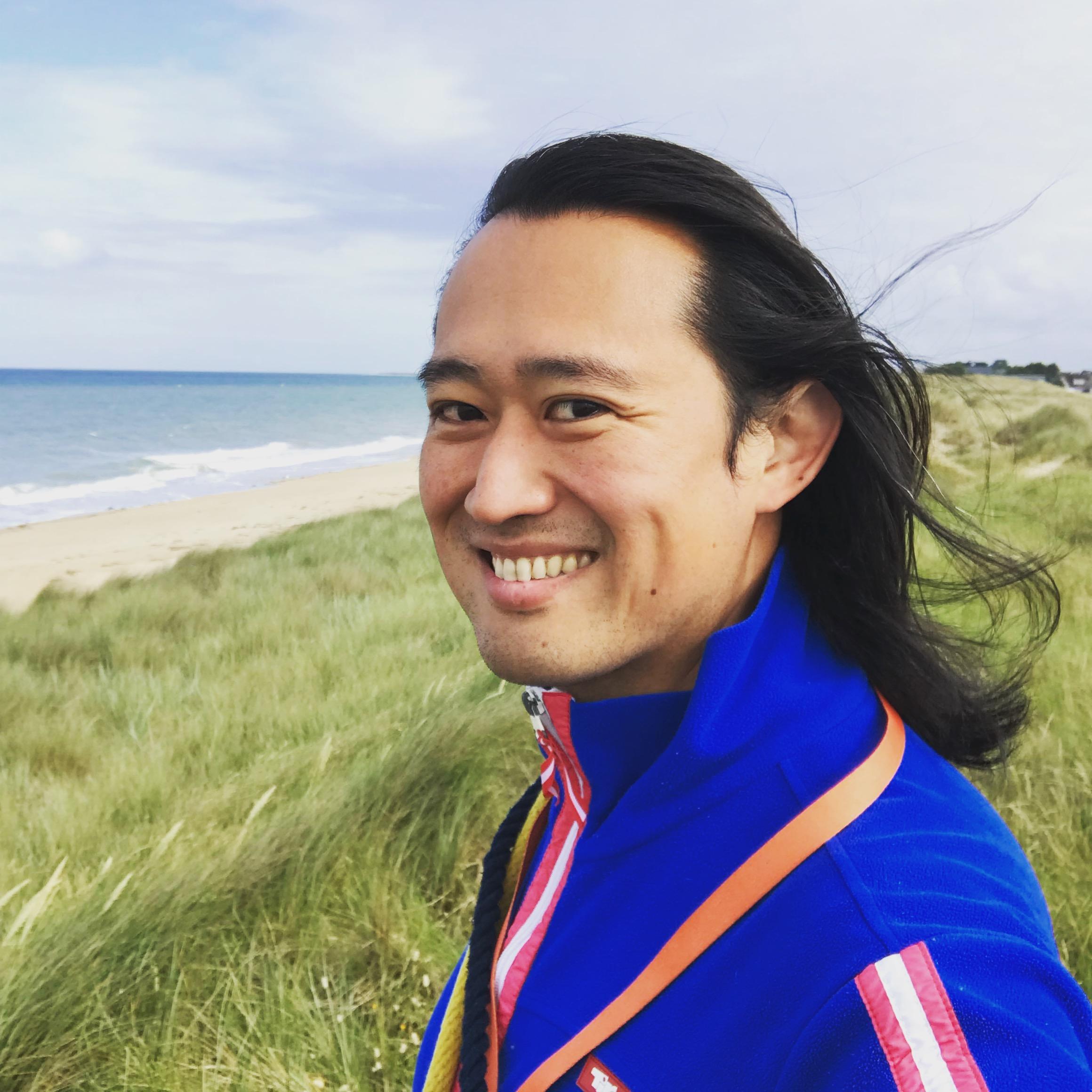 Joo Teoh at Beach.JPG