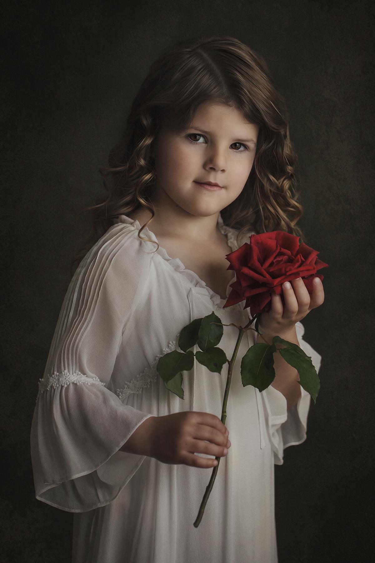 childrens family photographs