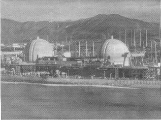 A MATTER OF EXPOSURE: The San Onofre Nuclear Generating Station, about 40 miles north of San Diego, is the alleged origin of leukemia that struck a handful of former plant workers and their families.