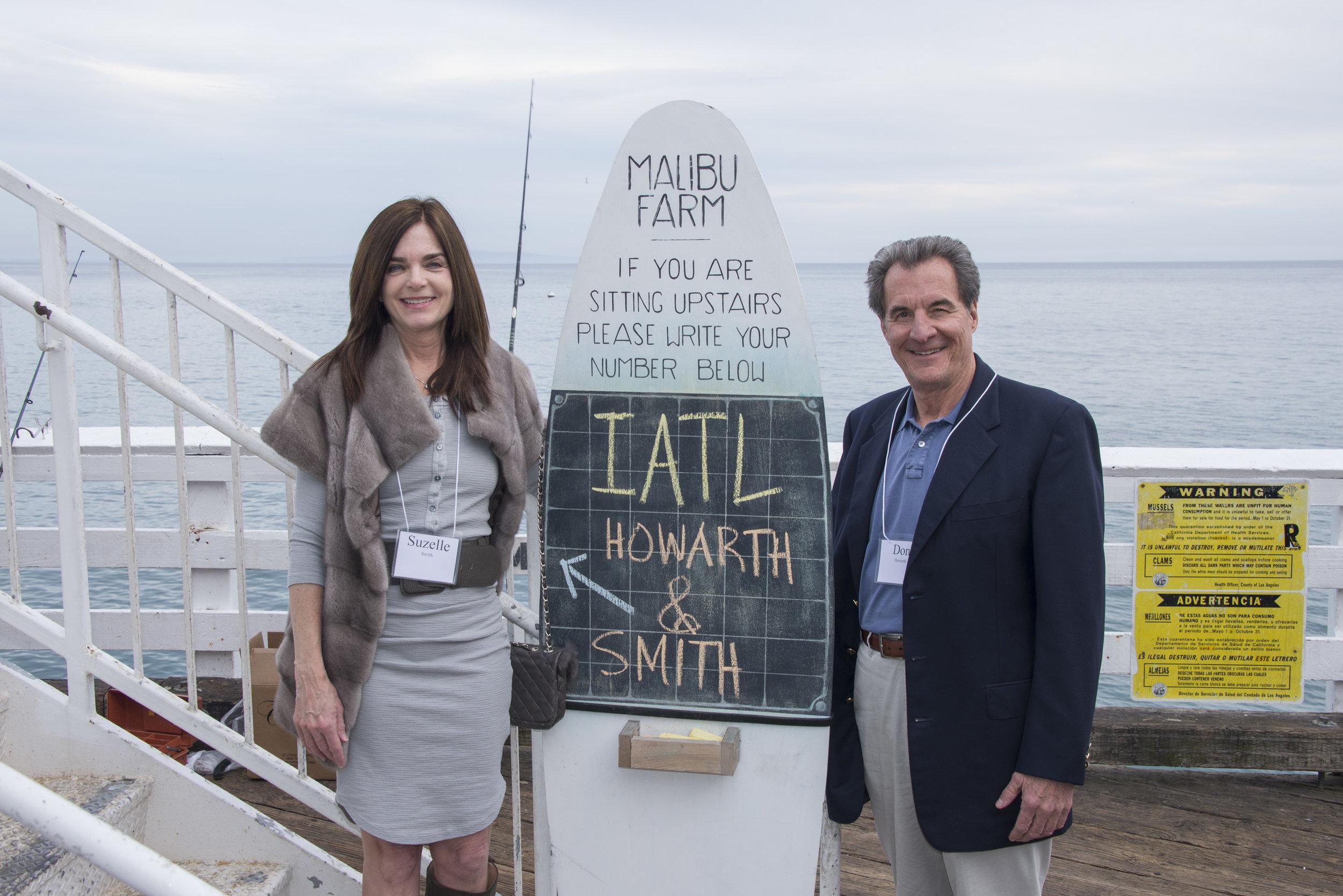 2015 IATL Malibu Pier Party -