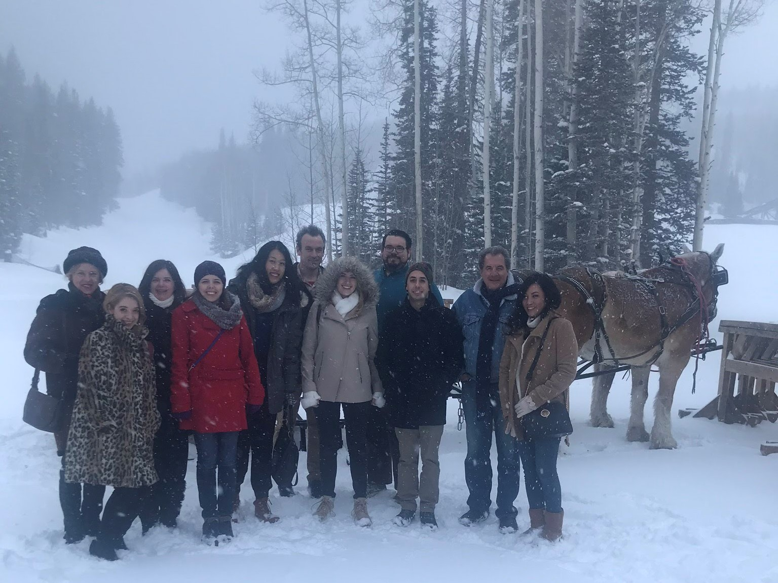 2018 Deer Valley Howarth & Smith Retreat -