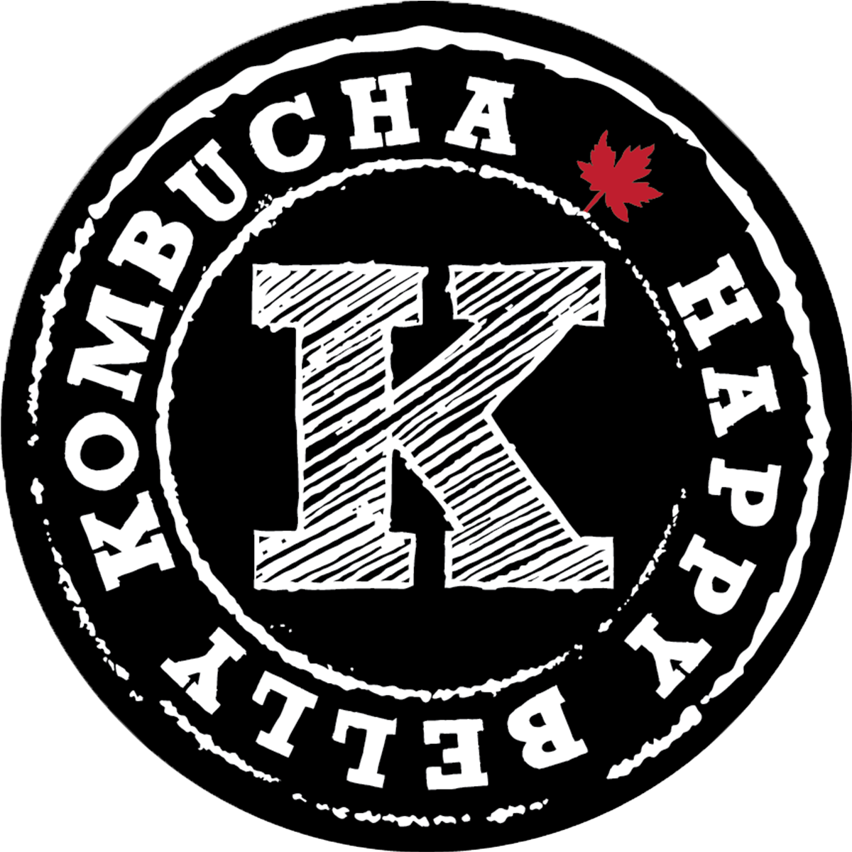 Proudly serving Happy Belly Kombucha!