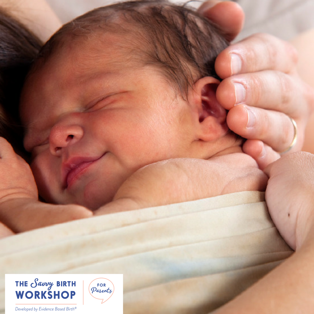 Savvy Birth Parent Workshop  on August 22 from 6-9 PM at Quest Church in Grovetown, GA