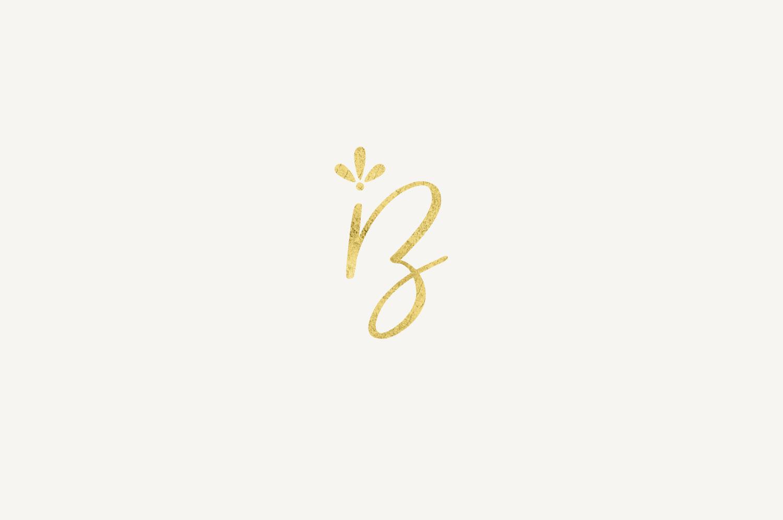 Markenzeichen / brand mark – Imke Beck Yoga Studio