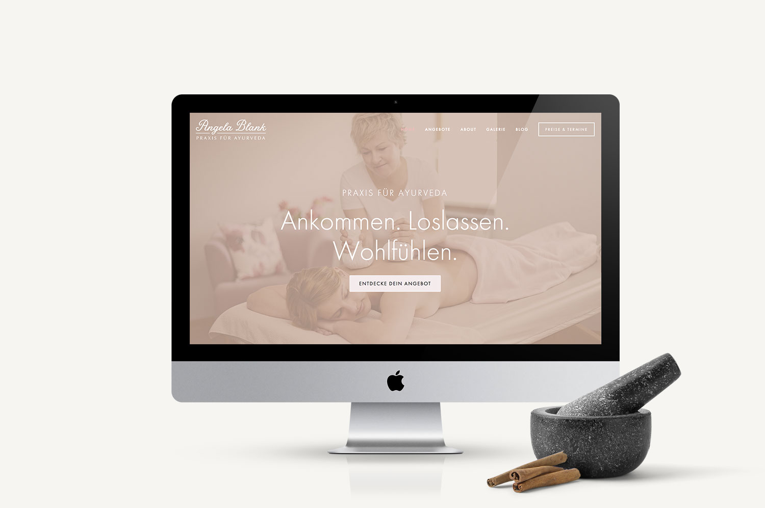 Squarespace Webdesign, Text, Branding by www.eimotiondesign.com