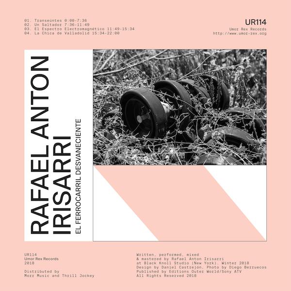 El Ferrocarril Desvaneciente   Year: 2018 Label: Umor Rex Country: Mexico Format: Cassette, Digital