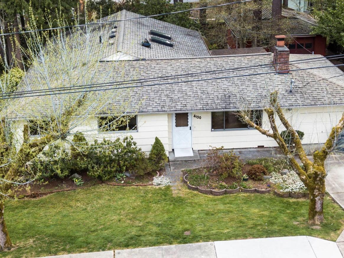 Fabulous Bellevue Rambler on nearly 12,000 sf lot with detached garage, 3 bedroom 1.75 bath.