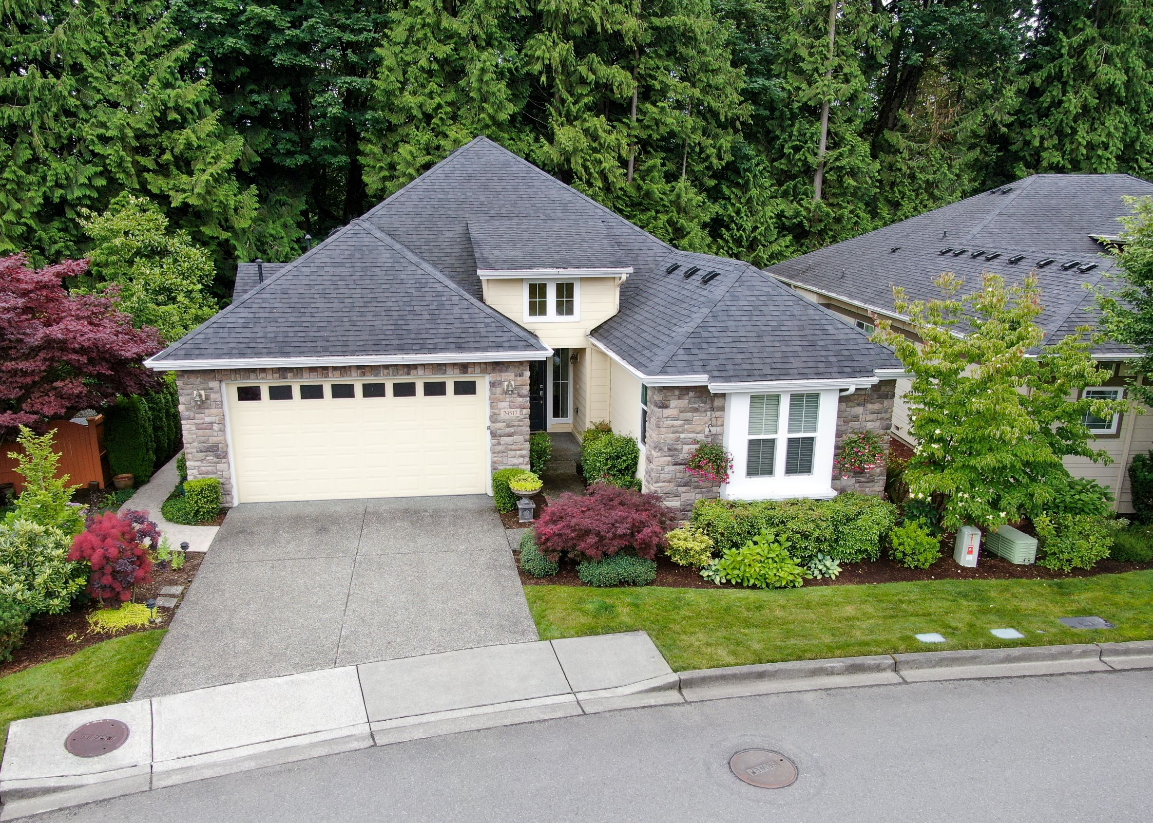"""Beautiful move-in ready """"Whidbey"""" floor plan with many upgrades…"""