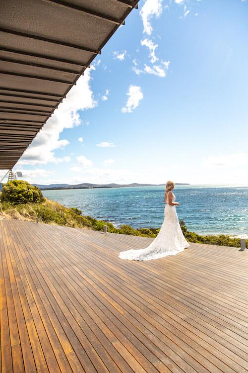 Low Head Beach House Wedding venue