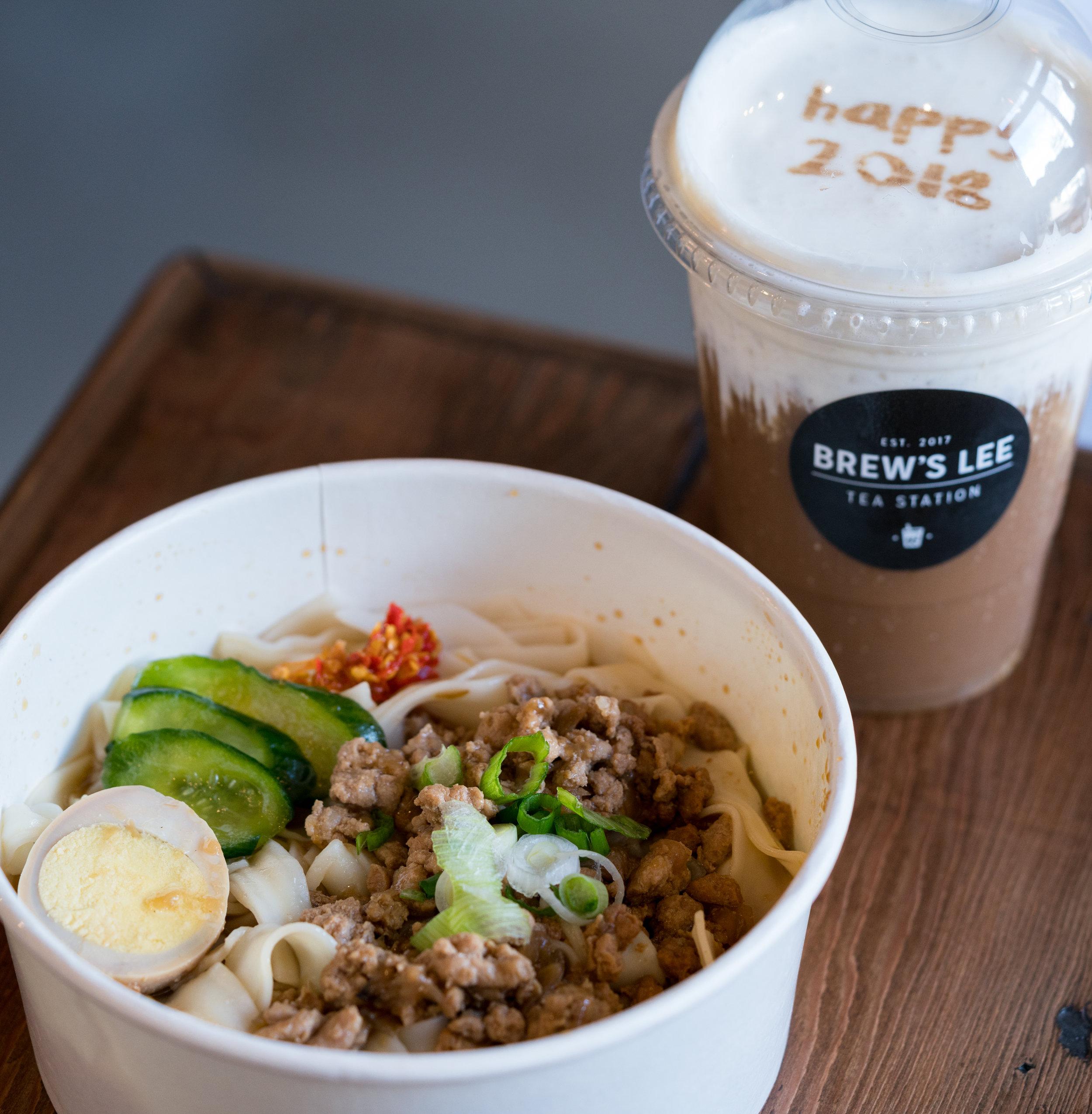 Brew's Lee Tea Station