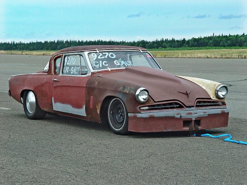 1954 Studebaker Land Speed Car